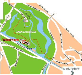 waterkant route